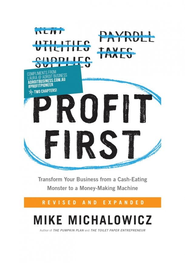 Profit First - The First Chapter