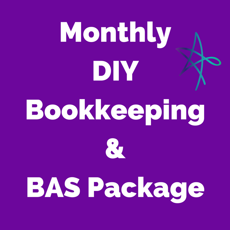 startup business bookkeeping package